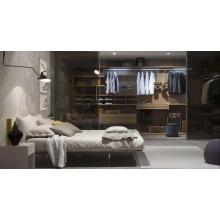 2016 América Dormitorio Almirah de madera