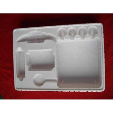 Thermoformed PVC Film for Trays, Electronic Products Packaging