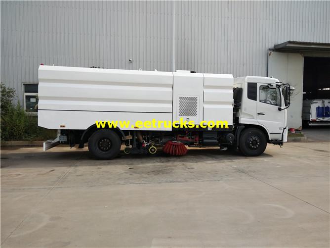 Dfac 10000l Airport Sweeper Trucks