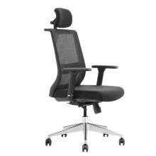 Bonne vente élégant haut dossier chaise de bureau / chaise ergonomique / chaise de gestionnaire