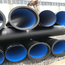 """Cast large diameter Centrifugal K9 K8 K9 6"""" inch 200mm ductile iron pipes"""
