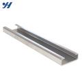 Rolo de dobra frio padrão de JIS formou o perfil de aço inoxidável, perfil de aço galvanizado