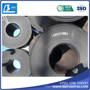 SPHC JIS Ss400 SAE1010 HRC Hot Rolled Steel Coil