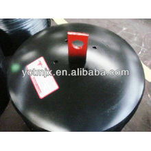 lâmina de grade de disco