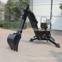 Mini Tracto r3point Backhoe