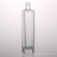 500ml Square Weinglasflaschenfabriken