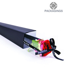 Single Pack Rose Packaging Box en venta