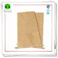 Plastic Material Seam Bottom Kraft Paper Bag