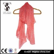 Hochwertiges nach Maß rosa und weißes Strand-Tuch