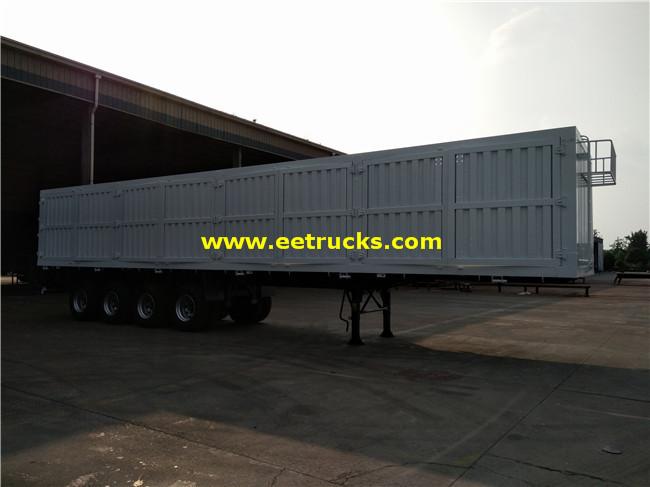 Cargo Box Trailer