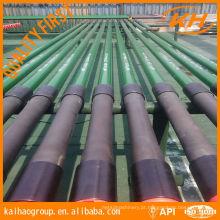 API 11AX Cr-plating Anti-Corrosão Wear-resisting rod bomba