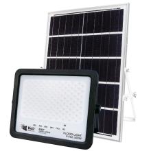 Projetor solar econômico para parque