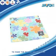 Double Sides Logo Printed Cleaning Cloth
