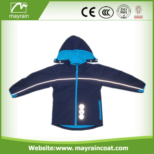 Cheap Kids PU Raincoat