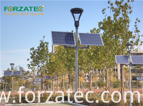 12V25Ah lithium-ion battery solar light