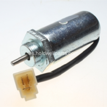 Válvula solenoide Holdwell 897209-1152 para tractor Case-IH