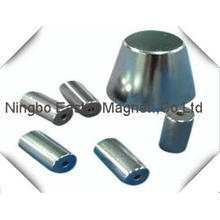 Kundengebundene unregelmäßiger Form Neodym-Magneten