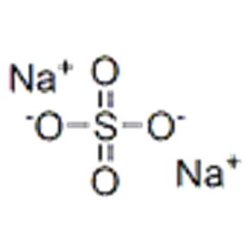 SODIUM SULFATE CAS 15124-09-1