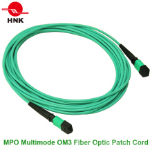MPO Singlemode Multimode Faseroptik Patchkabel
