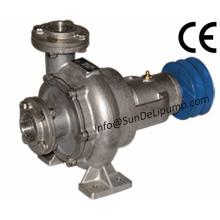 (ТИП-2) Нержавеющая сталь/латунь морских дизельных двигателей сырой морской водяные насосы