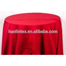 Solid dyed mini matt fabric for uniform garments, table cover cloth