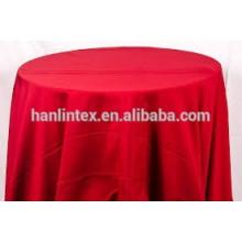 Tela de matt sólida tingida mini para vestuários uniformes, pano de tampa de mesa