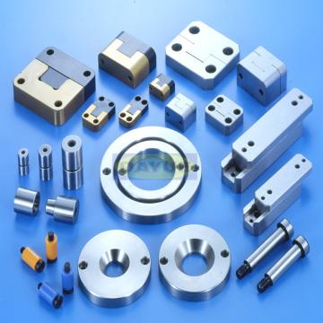 Kunststoffformkomponenten Positionierungsringe und Positionierungsteile