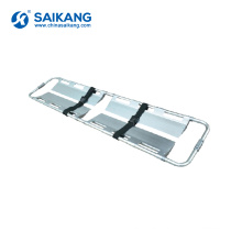 SKB2B02 Emergence Aluminium First Aid Scoop Stretcher For Ambulance
