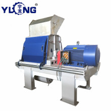 YULONG GXP75*75 corn cob hammer mill