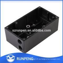Panel de control de aluminio de fundición de aluminio OEM