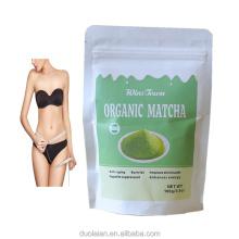 winstown Organic matcha powder high quality and real Matcha Green Tea Powder USDA detox slimming tea