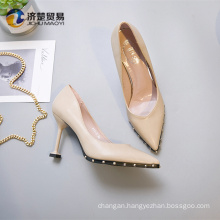 Black high heels temperament womens High heel shoes 2017 arrivals