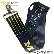 25 mm weiches Band Medaille Hals Lanyard