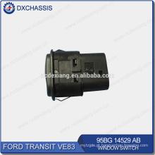 Interruptor de janela genuína para Ford Transit VE83 95BG 14529 AB