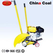 Cortador del carril de la gasolina 6.5HP, máquina del cortador del carril
