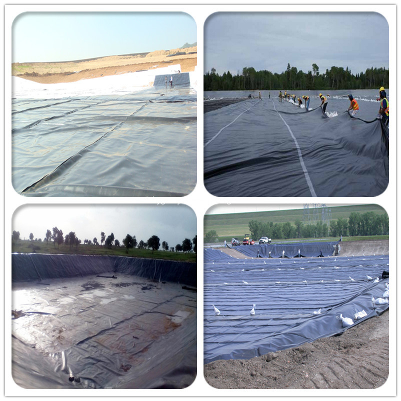HDPE GEOMEMBRANE WITH ASTM QUALITY