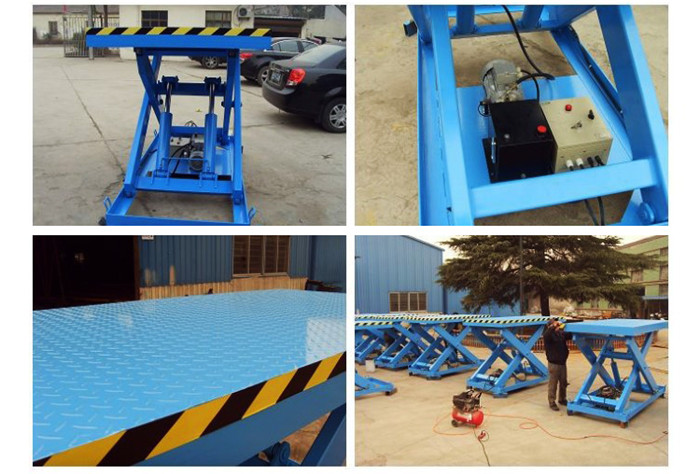 Hydraulic Stationary Lift Platform