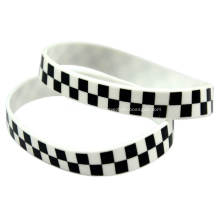 Customize Embossed Silicone Wristband