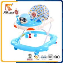 China Modelo nuevo Baby Walker simple con música y luz