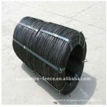 Fio de ligação de ferro preto