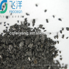 Carvão ativado granulado da malha 4x8
