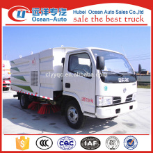 DFAC hot selling way cleaning truck/ road weeper truck for sale