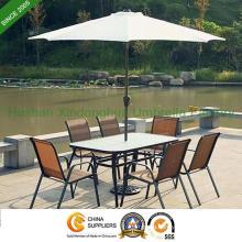 2.5m Cheap Patio Garden Sun Parasols with Crank (PU-0025SC)
