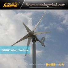 Солнечная мини-Serires генератор ветра 300W