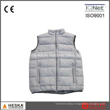 Winter Puffer Sleeveless Men Down Vest