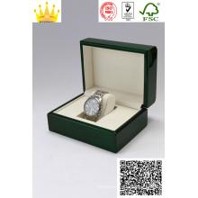 Caixa de exibição de relógio / caixa de exibição de veludo