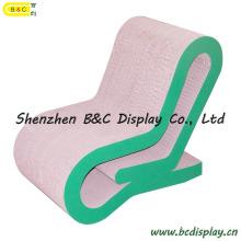 Chaises en carton / meubles en carton (B & C-F012)