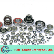 new model minitype & ball bearings large stock