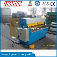 Qh11d-2.5X1300 Hochpräzise Stahlplatten-Schneidemaschine / Guillotine-Schermaschine