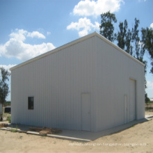Steel Prefabricated Building for Industrial Solution